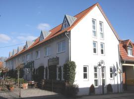 Hotel Gasthof Grüner Wald, Hofheimas prie Taunuso