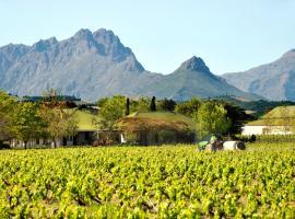 Hoopenburg Guesthouse, Stellenbosch