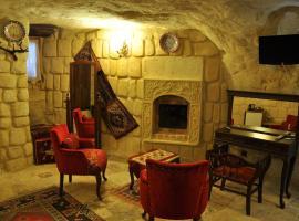 Naturels Cave House, Юргюп