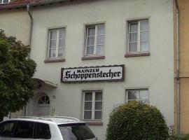 Mainzer Schoppenstecher, Mainz