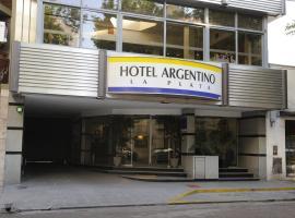Hotel Argentino, La Plata
