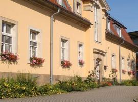 Hotel Regenbogenhaus, Freiberg