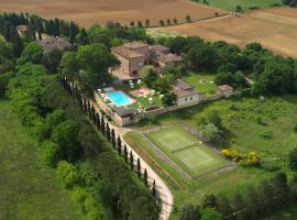 San Lorenzo a Linari Resort & Spa, San Rocco a Pilli