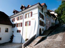 Hotel Garni Altstadt, Erlach