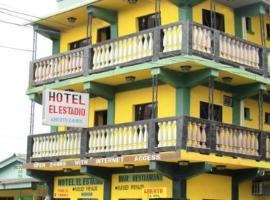 Hotel El Estadio