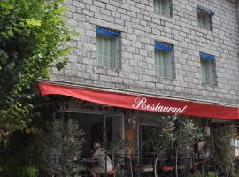 Hotel Restaurant l'Incudine, Zonza