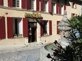 Relais du Silence Hostellerie Le Beffroi, Vaison-la-Romaine