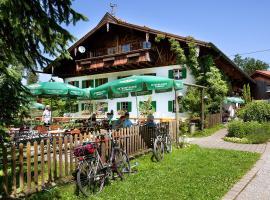 Landhotel Huberhof, Швангау