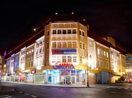 Hotel Gwarna, Legnica