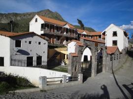 Hotel Granada, Coporaque