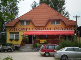Zátonyi Csárda Panzió, Dunasziget