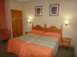 Hostal Real, Plasencia
