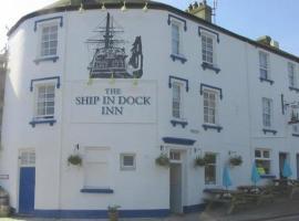 The Ship In Dock Inn, Dartmouth