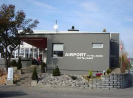 Airport Hotel Bern-Belp, Belp
