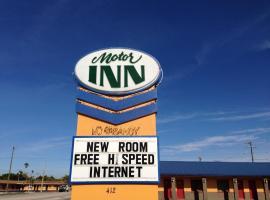 Motor Inn, Clewiston