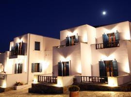 阿伊奧羅斯酒店, Iraklia