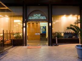 Arethusa Hotel, Athen