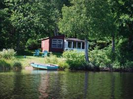 L'Hostellerie du Lac Noir, Nominingue