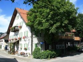 Hotel-Gasthof zur Rose, Oberammergau