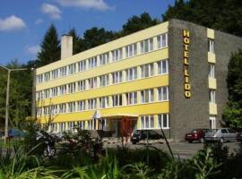 Hotel Lido, Miskolctapolca