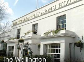 The Wellington Arms Hotel, Hook