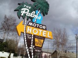 The Palms Motel, Portlandas