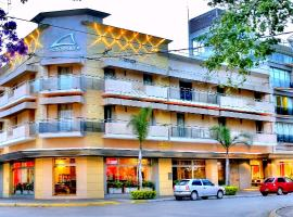 Hotel Plaza, Colón