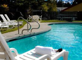 The Sierra Nevada Resort & Spa, Mammoth Lakes
