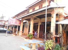 Central Backpacker Hostel, Luang Prabang