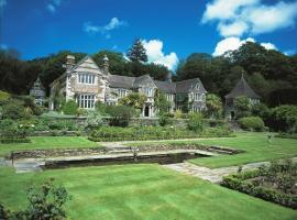 Lewtrenchard Manor