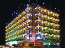 Athens Oscar Hotel, Ateny