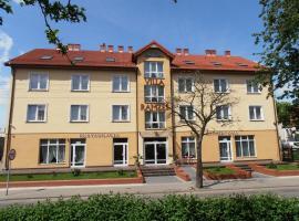 Villa Ramzes, Гданьск