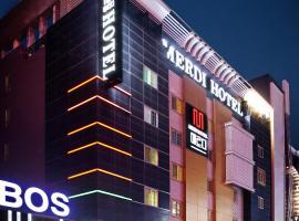 Merdi Hotel Suwon, Suwon