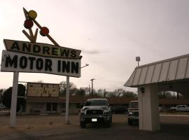 Andrews Motor Inn, Andrews