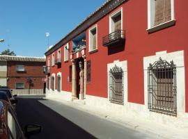 Hospederia Museo Valdepeñas, Valdepeñas