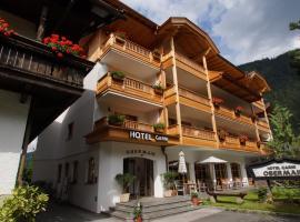 Hotel Garni Obermair, Mayrhofen