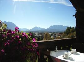 Panoramahotel Karwendelhof, Wallgau