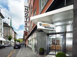 Hotel Basilea, Zurich