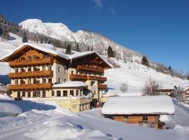 Hotel Alpenklang, Grossarl
