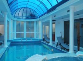 Arcadia Suites & Spa, Galatas