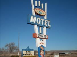 Stagecoach 66 Motel, Seligman