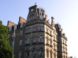 Best Western Queens Hotel, Dandī