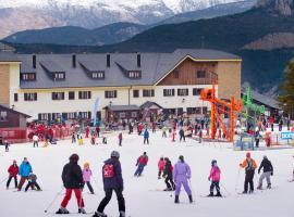 Hotel Serhs Ski Port del Comte, La Coma i la Pedra