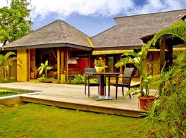 Villa Mitirapa, Tohautu