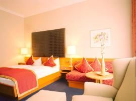 Romantik Hotel Schwanefeld, Меране