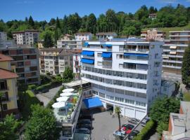Colorado Hotel, Lugano