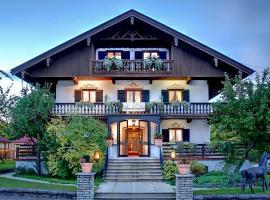 Hotel Alpensonne, Bad Wiessee