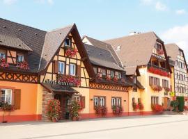 Hôtel Au Cep De Vigne, Innenheim