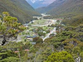 Arthur's Pass Alpine Motel, Arthur's Pass
