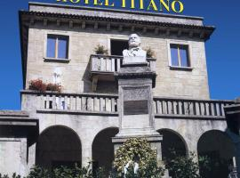 Hotel Titano, Сан Марино